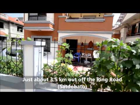 Fully furnished house at Dhapakhel Lalitpur, Nepal for sale