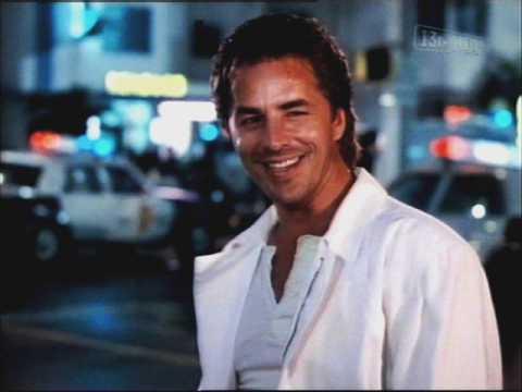 Miami Vice 1986 Andy Taylor - When The Rain Comes Down