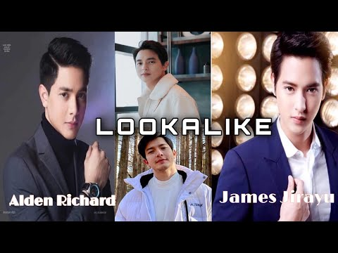 JAMES JIRAYU AND ALDEN RICHARDS | LOOKALIKE OR KA LOKALIKE? | #jamesjirayujj #alden #kalokalike from YouTube · Duration:  4 minutes 36 seconds