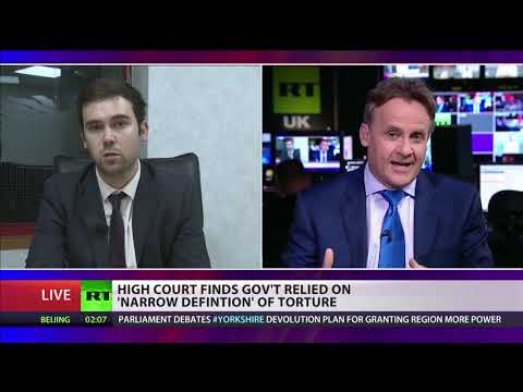 Lewis Kett, public law solicitor at Duncan Lewis talks to RT UK