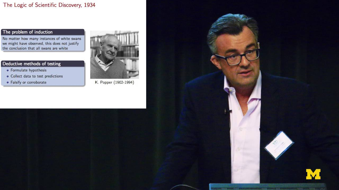 Emmanuel Candés | Research in the Big Data Era - YouTube