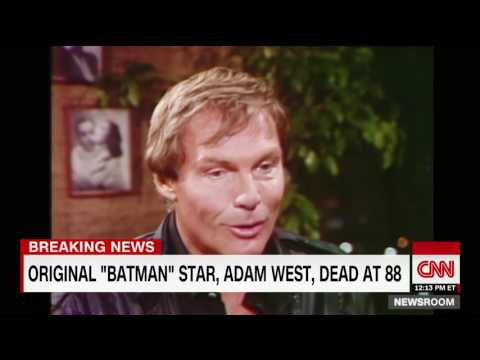 Batman actor Adam West dies at age 88