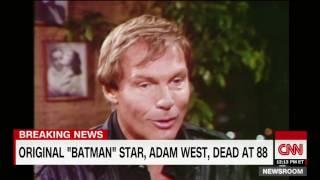 Video Batman actor Adam West dies at age 88 download MP3, 3GP, MP4, WEBM, AVI, FLV November 2017