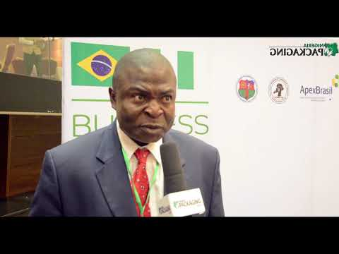 Nigeria Packaging TV: Brazil/Nigeria Business Forum- Byron Isi