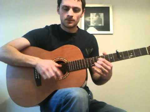 how to play rylynn by andy mckee - guitar lesson / tutorial 7/8