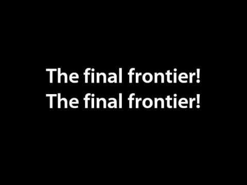 Iron Maiden - The Final Frontier Lyrics (HD)