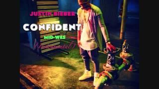 Justin Bieber - Confident (Instrumental) w/DOWNLOAD by MidWes of Genius Klub