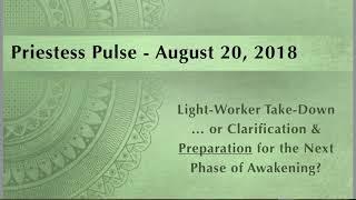 Priestess Pulse 20 Aug 2018