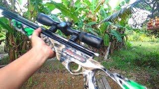 ขาย ปืนอัดลมอินโด Sharp River ลูกเบอร์2 12เกลียว ทักลิ้งใต้คลิป  ของยังมีอยู่