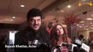 Siddharth Kannan & Neha Agarwal Wedding Reception | Rajesh Khattar