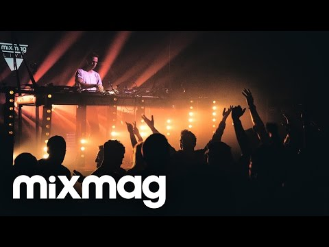 JACKMASTER Mixmag Live @ The Art School, Glasgow