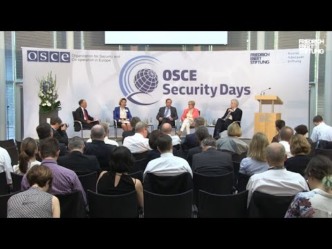 Security Days in Berlin: Restoring Stability and Predictability in the Politico-Military Sphere
