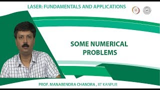 Some Numerical problem