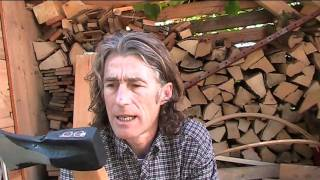 Aldi wood  splitting axe reveiw