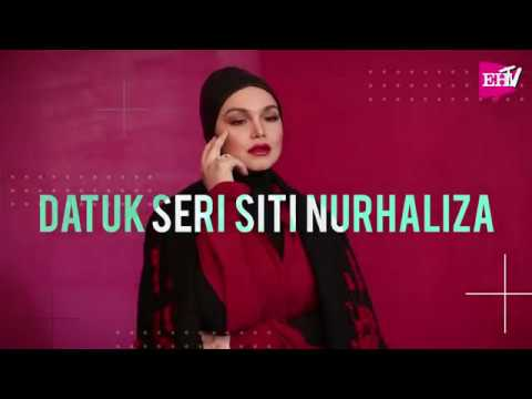 Lima Individu Paling Rapat Dengan Datuk Seri Siti Nurhaliza