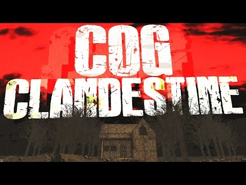 COG - Clandestine (OFFICIAL LYRIC VIDEO)