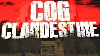 COG - Clandestine (OFFICIAL LYRIC VIDEO)