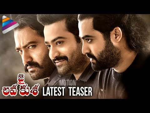 Jai Lava Kusa Latest Teaser | Jr NTR...