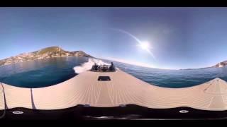 Новинка! Путешествие по Франции на яхте в виртуальной реальности!(Больше видео ▻▻▻ https://vk.com/panoramnoevideo360 ◅◅◅ Сферическое панорамное видео 360 градусов для VR 3D очков YesVR, Google..., 2015-09-07T21:35:58.000Z)