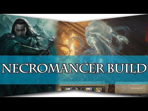 Pathfinder:Kingmaker - Necromancer Build