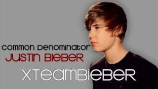 JUSTIN BIEBER // COMMON DENOMINATOR HQ // W.LYRICS