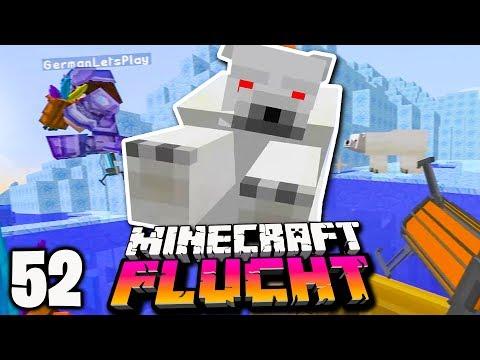 Wir KLAUEN die STÄRKSTEN Tiere im Spiel ☆ Minecraft FLUCHT #52