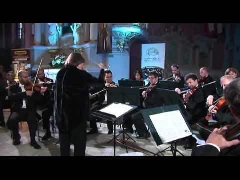 "W.A.Mozart-Divertimento F - dur, cz.1 Allegro_Orkiestra Kameralna PR ""Amadeus"" pod dyr. A. Duczmal"