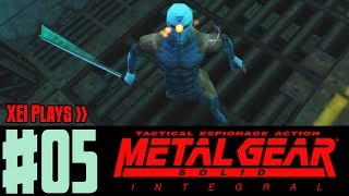 XEI Plays Metal Gear Solid: Integral (Blind) #5