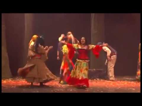 Espetáculo Esmeralda - Obra de Zíbia Gasparetto / Lúcius from YouTube · Duration:  1 minutes 47 seconds