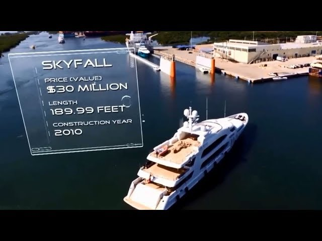 Skyfall featured in Epic Engineering