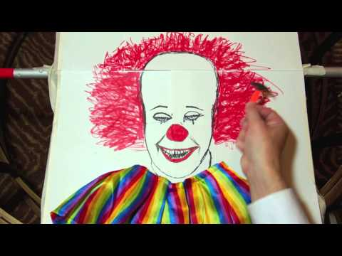 Pennywise Stop-Motion Animation