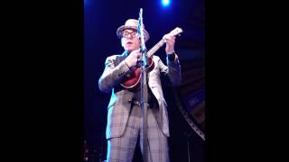 Elvis Costello - A Slow Drag with Josephine - Melkweg, Amsterdam 2012