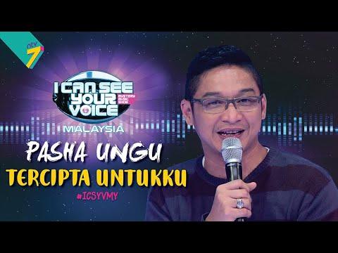 I Can See Your Voice Malaysia : Pasha – Tercipta Untukku | #ICSYVMY