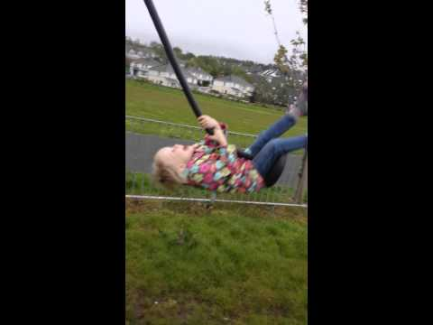 Rope swing in Westport Ireland(4)
