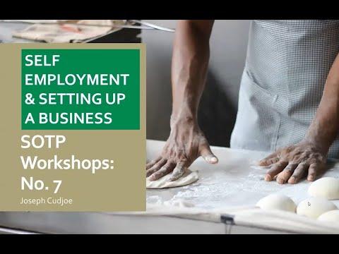 True Education Ministries School of The Prophets   Workshop 7, Business & Self Employment, Part 1