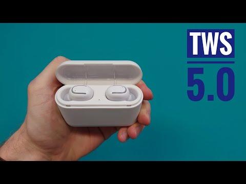 TWS 5.0 HBQ-Q32 Bluetooth Headphones Review