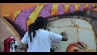 INTI - Stgo Under Crew ( Graffiti Chile )
