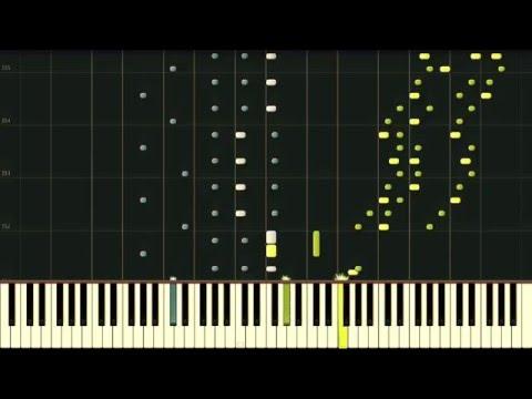 Hungarian Rhapsody No. 2 // LISZT [Piano Tutorial] (Synthesia)