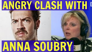 ANGRY CLASH with Anna SOUBRY and Constituent - LBC