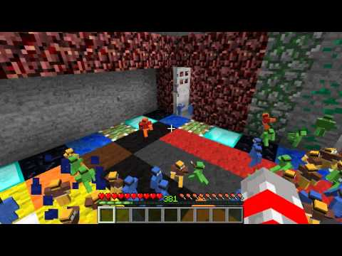 how to make clay in minecraft with gravel