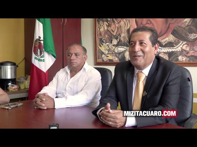 Esta administración deja CERO deuda en Jungapeo: Jorge Manuel Colín