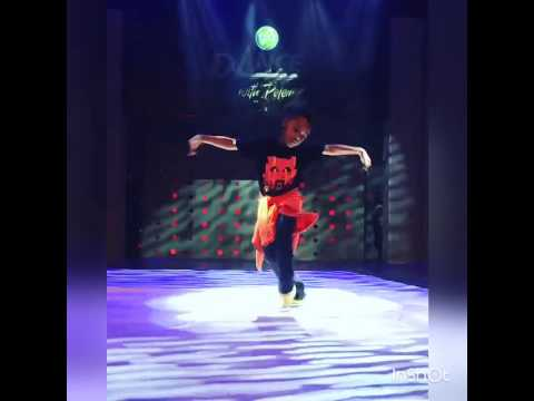 Download Peter Okoye's Son Cameron Shows Off Amazing Dance