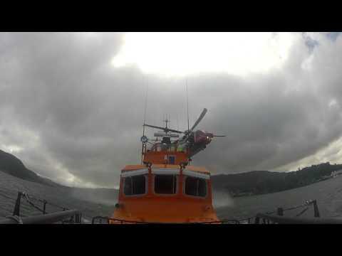 RNLI Portree with Coastguard, one zero zero