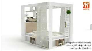 Кровати двухспальные деревянные Польша  Киев, цена, купить, интернет магазин 4 YOU BY VOX(, 2014-03-28T17:55:56.000Z)