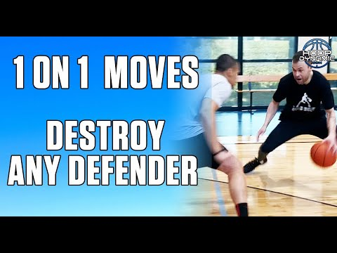 KILLER 1 ON 1 Moves | DESTROY Any Defender 🔥