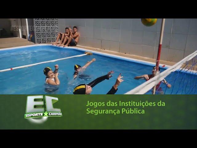 Jogos das Instituições da Segurança Pública de Alagoas