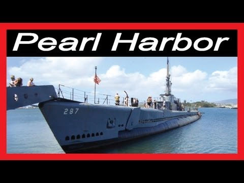 Pearl Harbor-Museum-Hawaii-ships and planes