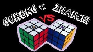 Dayan Zhanchi vs Guhong v2