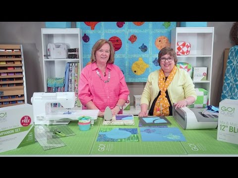 Creating Your Own Feeding Frenzy Quilt