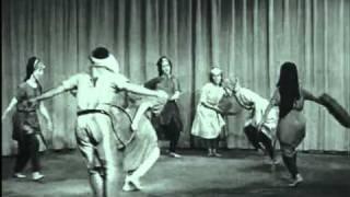 Ballet Inbal - Ballets israeliens theatre des nations - mariage yemenite (1962) ענבל
